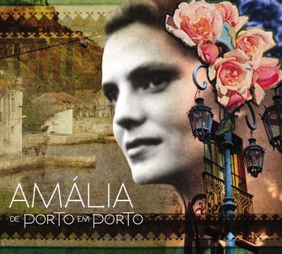 AMÁLIA RODRIGUES - DE PORTO EM PORTO