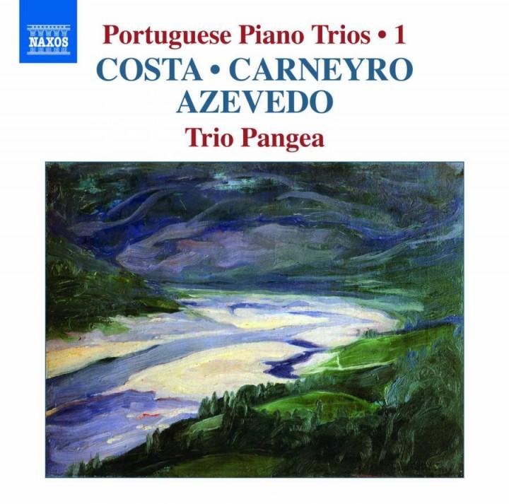 PORTUGUESE PIANO TRIOS VOL. 1 - TRIO PANGEA