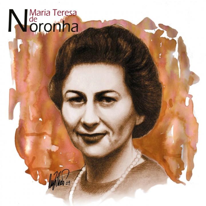 MARIA TERESA DE NORONHA - PATRIMÓNIO
