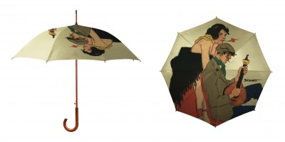 GUARDA-CHUVA (UMBRELLA) STUART CARVALHAIS