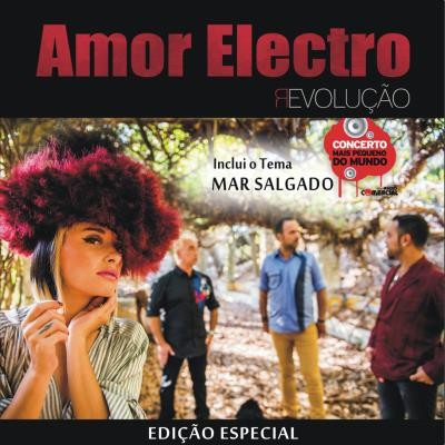 AMOR ELECTRO - REVOLUÇÃO (EDIÇÃO ESPECIAL)