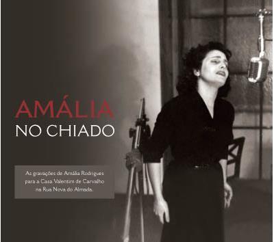 AMÁLIA RODRIGUES - NO CHIADO