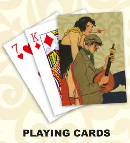BARALHO DE CARTAS STUART CARVALHAIS (52 CARD DECK)