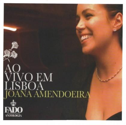 JOANA AMENDOEIRA - AO VIVO EM LISBOA