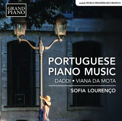 PORTUGUESE PIANO MUSIC - SOFIA LOURENÇO