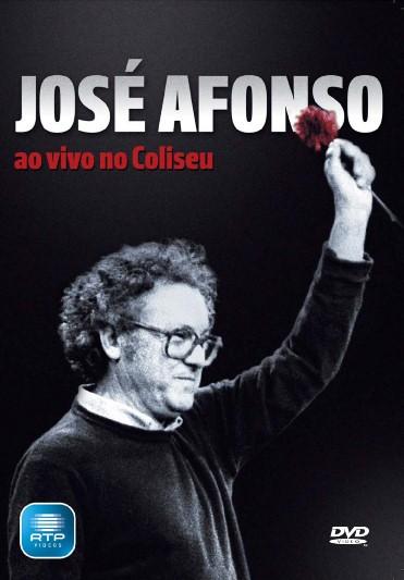 José Afonso - Ao Vivo no Coliseu DVD