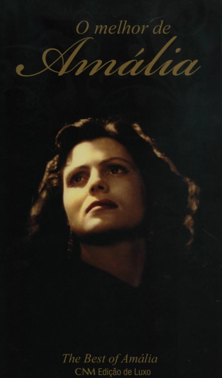 AMÁLIA RODRIGUES - O MELHOR DE AMÁLIA RODRIGUES (4CD + LIVRO)