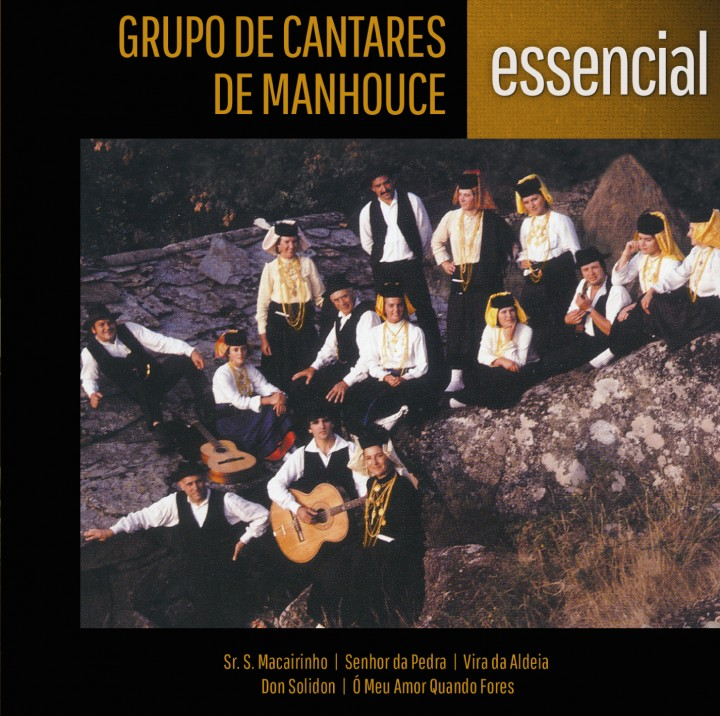 Grupo de Cantares de Manhouce - Essencial