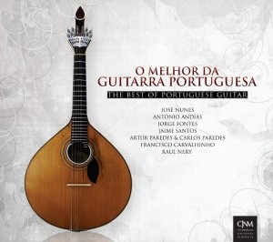 V/A - O MELHOR DA GUITARRA PORTUGUESA (THE BEST OF PORTUGUESE GUITAR)
