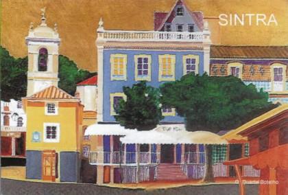 ÍMAN CAFÉ PARIS (SINTRA) - DUARTE BOTELHO