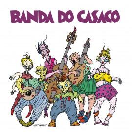 BANDA DO CASACO - 40 ANOS DE SOM