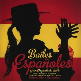 Gran Orquesta de Baile António Valero - Bailes Espanoles