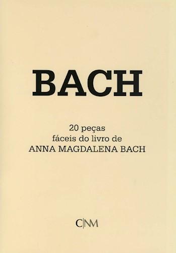 20 Peças Fáceis Do Livro de ANNA MAGDALENA BACH