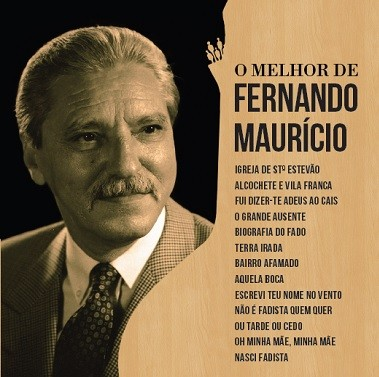FERNANDO MAURÍCIO - O MELHOR DE FERNANDO MAURÍCIO