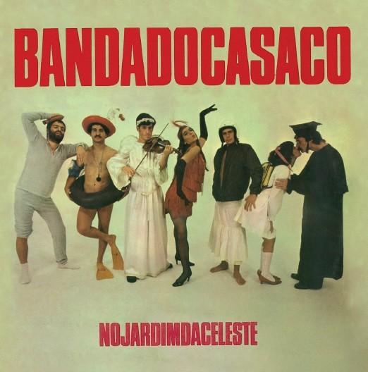 BANDA DO CASACO - NO JARDIM DA CELESTE
