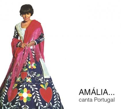 AMÁLIA RODRIGUES - CANTA PORTUGAL