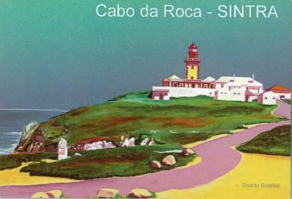 ÍMAN CABO DA ROCA (SINTRA) - DUARTE BOTELHO