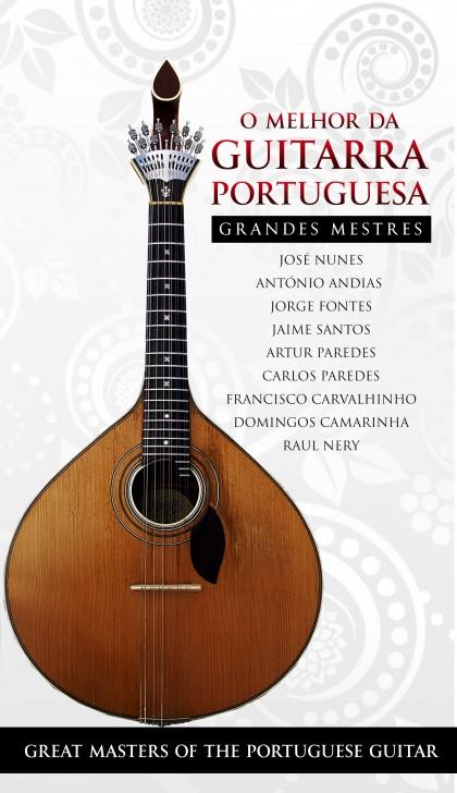V/A - O MELHOR DA GUITARRA PORTUGUESA 2CD DIGIBOOK