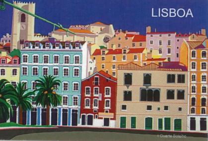 ÍMAN CASA DOS BICOS (LISBOA) - DUARTE BOTELHO