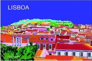 ÍMAN CASTELO DE SÃO JORGE (LISBOA) - DUARTE BOTELHO