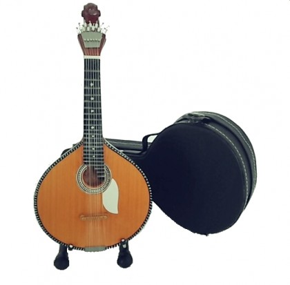 MINIATURA Guitarra Portuguesa