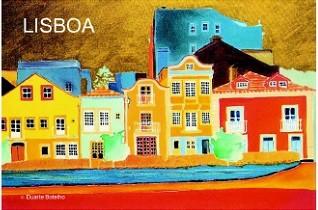 ÍMAN BELÉM GUARDA DE HONRA (LISBOA) - DUARTE BOTELHO