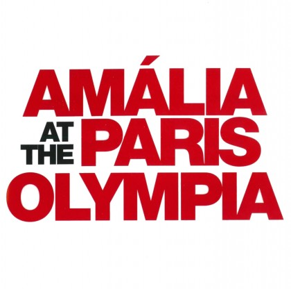 AMÁLIA RODRIGUES - AT THE PARIS OLYMPIA