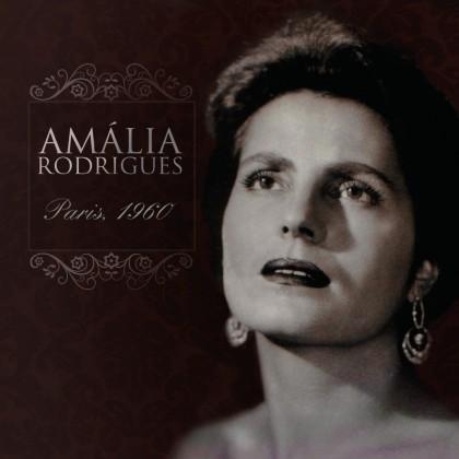 AMÁLIA RODRIGUES - PARIS 1960