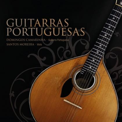 DOMINGOS CAMARINHA E SANTOS MOREIRA - GUITARRAS PORTUGUESA