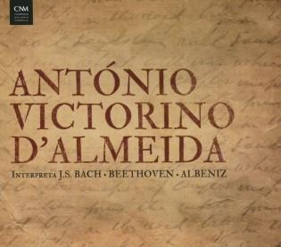Victorino D'almeida, ANTÓNIO Interpreta Bach / Beethoven / Albeniz